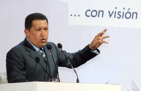 The Chavez answer!
