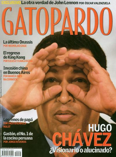 The Chavez question