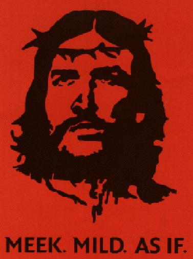 Chesus Christ!