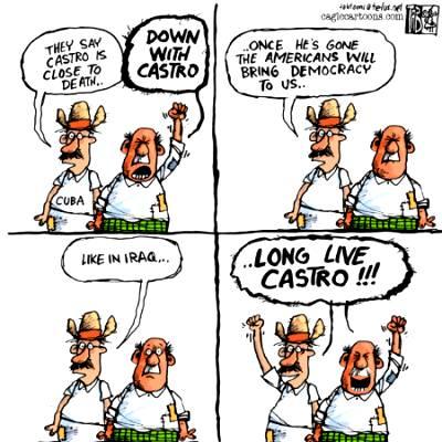 Long Live Castro!