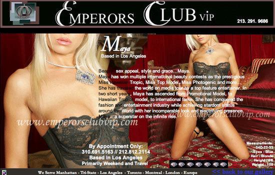 Meet Maya. Seven whore diamonds!