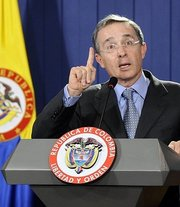 El Narco, Uribe--a Venezuelan since when?