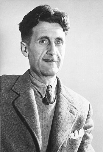 Portrait of the Orwell as a middle-aged boho