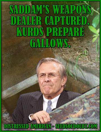 Saddam's real arms dealer