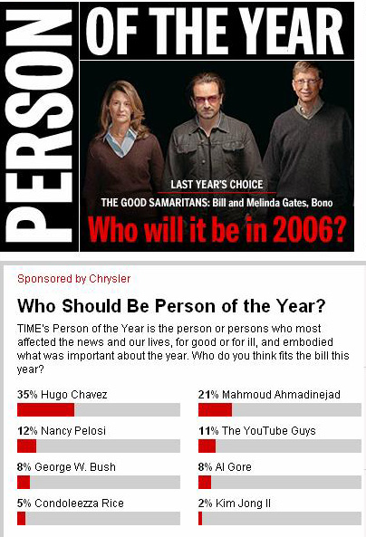 Time Person of the Year screenshot