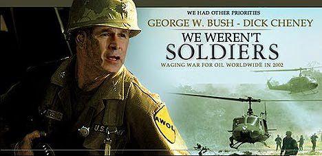 They weren't soldiers? Bummer!
