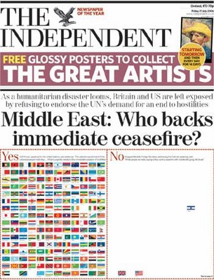 Who Backs Ceasefire