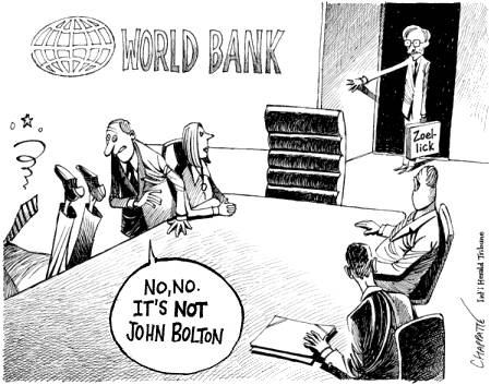 Zoellick at the World Bank