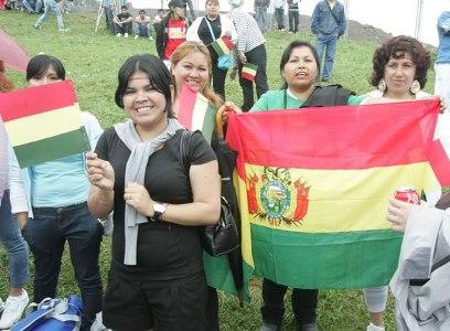 bolivian-women