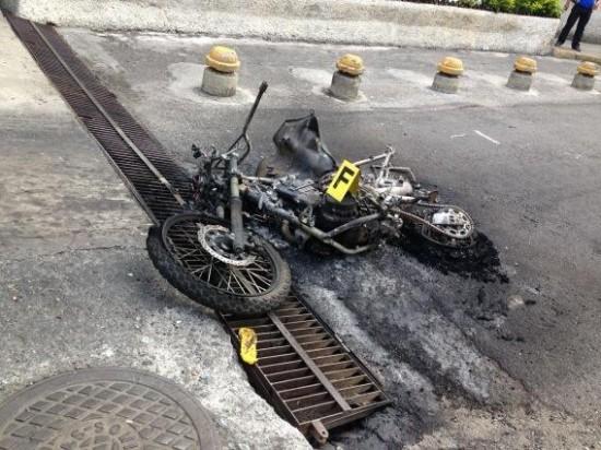 burned-motorcycle