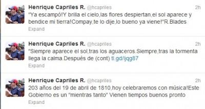 capriles-tweet