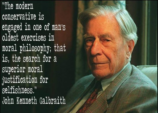 galbraith-on-conservatism