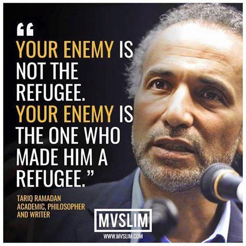 tariq-ramadan-on-refugees