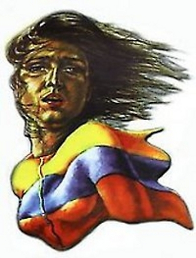 venezuela-as-woman